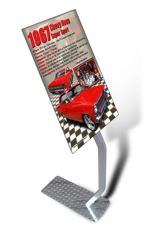 BLOG - Car show boards